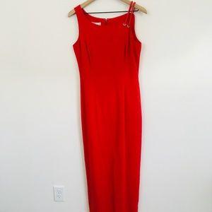 Ann Tjian for Kenar Vintage Formal Long Maxi Dress